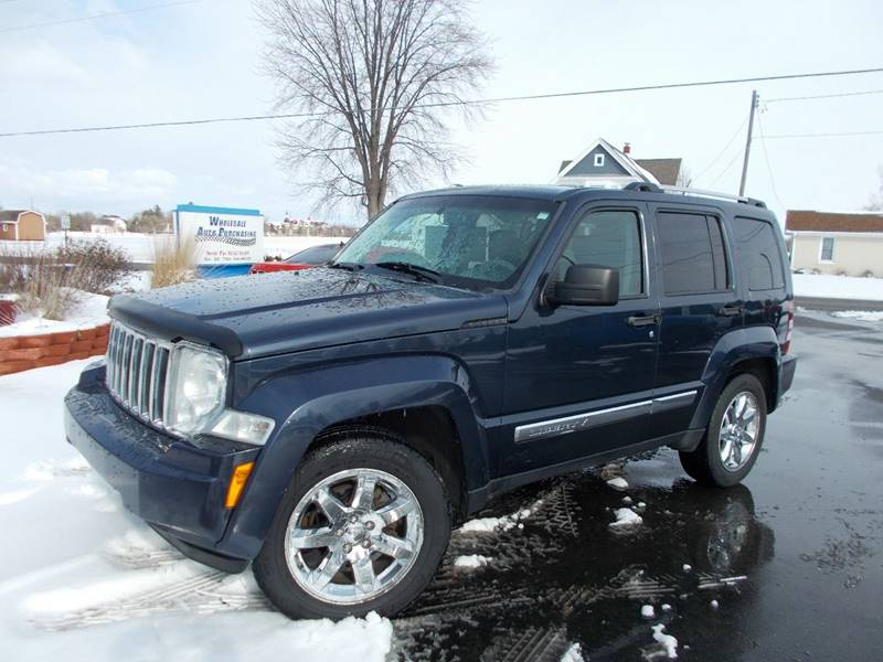 2008 Jeep Liberty For Sale At Wholesale Auto Purchasing In Frankenmuth MI