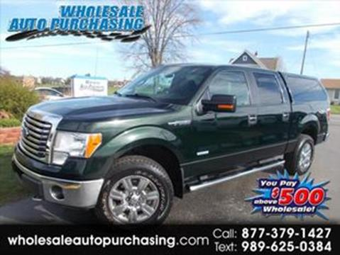 2012 Ford F-150 for sale in Frankenmuth, MI