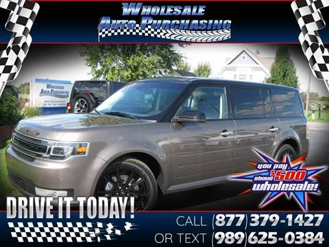 2019 Ford Flex for sale in Frankenmuth, MI