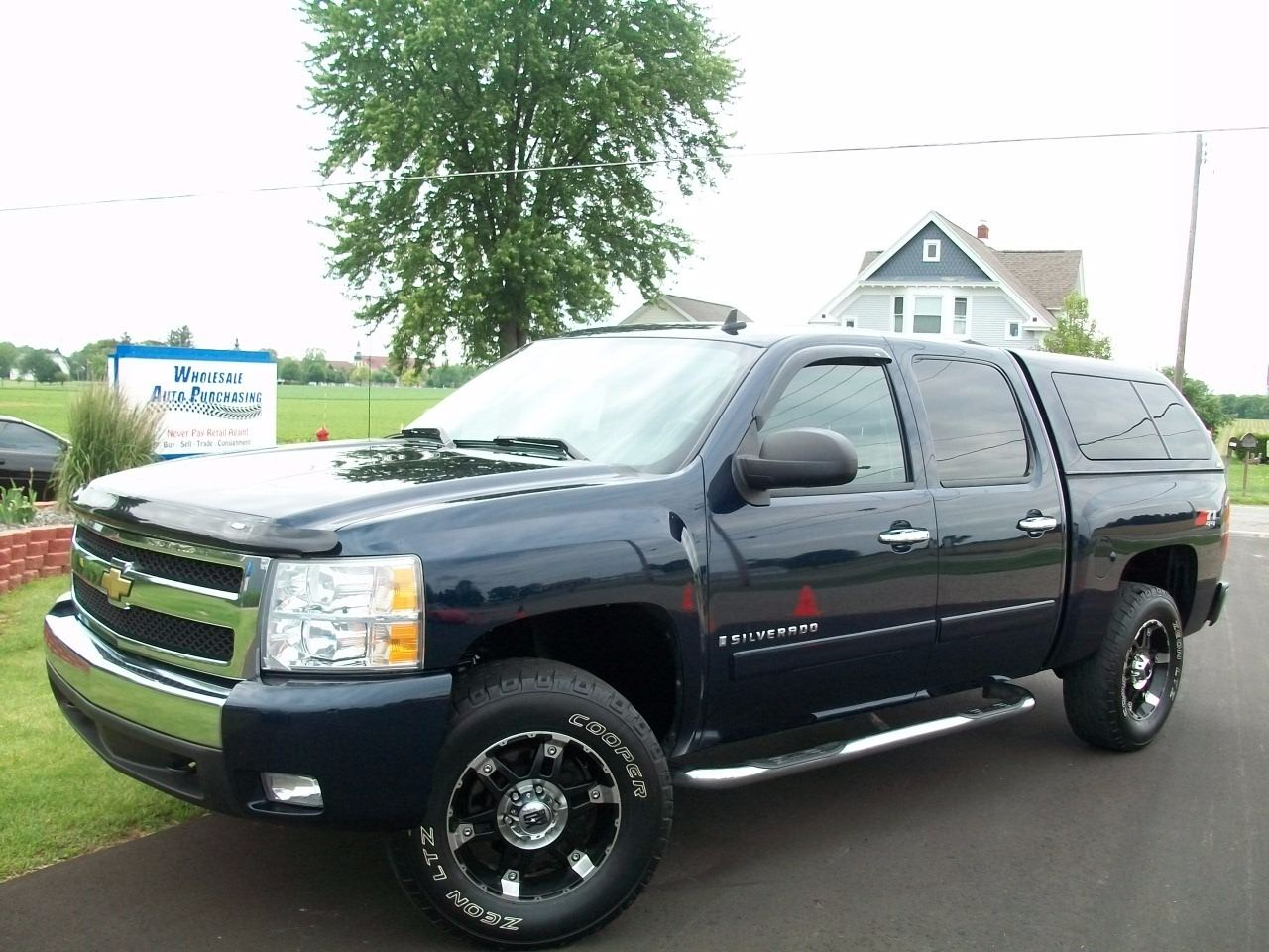 2008 chevrolet silverado 1500 lt1 in frankenmuth mi wholesale auto purchasing. Black Bedroom Furniture Sets. Home Design Ideas