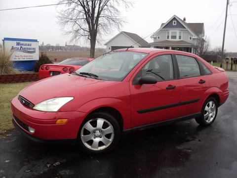 2001 Ford Focus for sale in Frankenmuth, MI