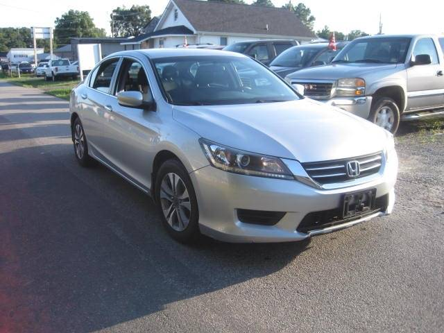 2014 Honda Accord Lx In Fredericksburg Va Atlas 4 Auto Sales