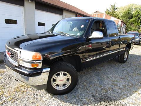 2001 GMC Sierra 1500 for sale in Fredericksburg, VA