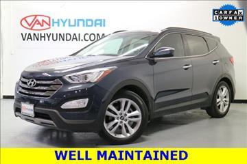 2013 Hyundai Santa Fe Sport for sale in Carrollton, TX