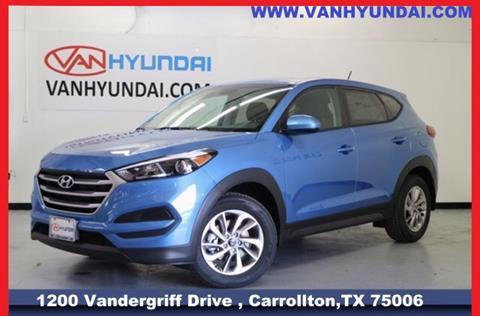 2017 Hyundai Tucson for sale in Carrollton, TX