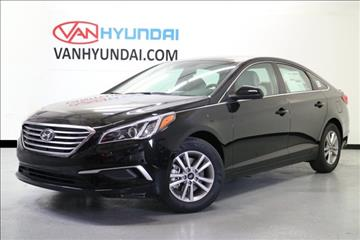 2017 Hyundai Sonata for sale in Carrollton, TX