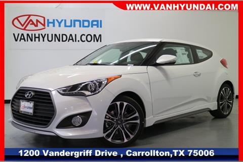 2017 Hyundai Veloster Turbo for sale in Carrollton, TX
