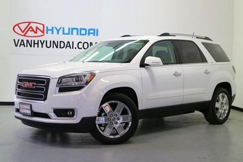 2017 GMC Acadia Limited for sale in Carrollton, TX