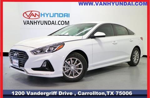 2018 Hyundai Sonata for sale in Carrollton, TX