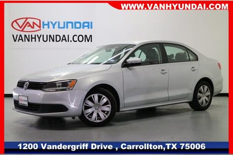2014 Volkswagen Jetta for sale in Carrollton, TX
