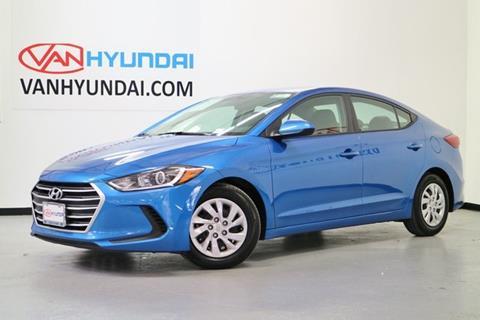 2017 Hyundai Elantra for sale in Carrollton, TX