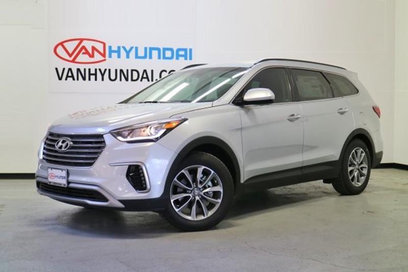 2018 Hyundai Santa Fe SE 4dr SUV In Carrollton TX - Van Hyundai