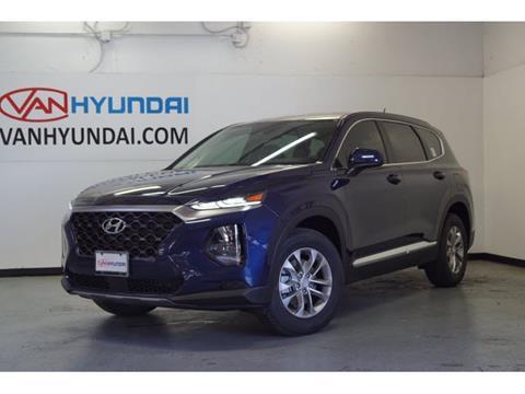2019 Hyundai Santa Fe for sale in Carrollton, TX