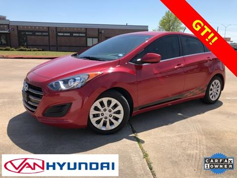 2016 Hyundai Elantra GT for sale in Carrollton, TX