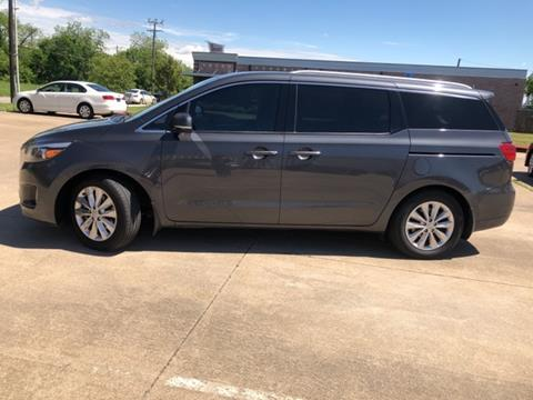 2016 Kia Sedona for sale in Carrollton, TX