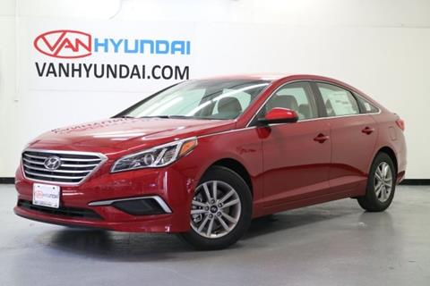 2017 Hyundai Sonata for sale in Carrollton, TX