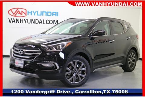 2017 Hyundai Santa Fe Sport for sale in Carrollton, TX