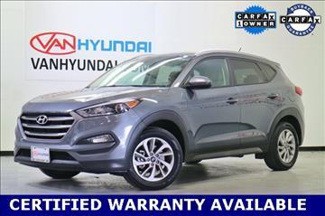 2016 Hyundai Tucson for sale in Carrollton, TX
