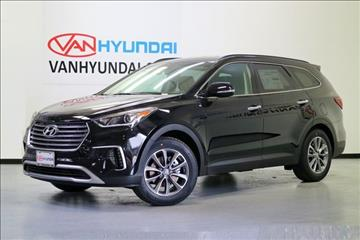 2017 Hyundai Santa Fe for sale in Carrollton, TX
