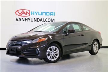 2014 Honda Civic for sale in Carrollton, TX