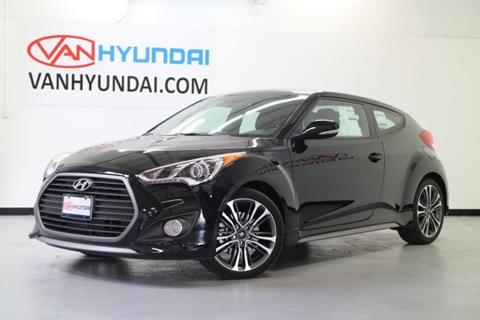 2017 Hyundai Veloster Turbo for sale in Carrollton, TX
