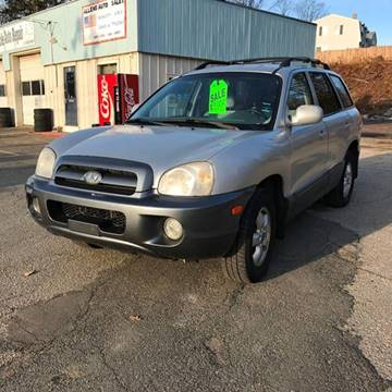 2005 Hyundai Santa Fe for sale in Southwick, MA