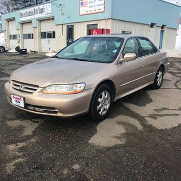 2001 Honda Accord for sale in Southwick, MA