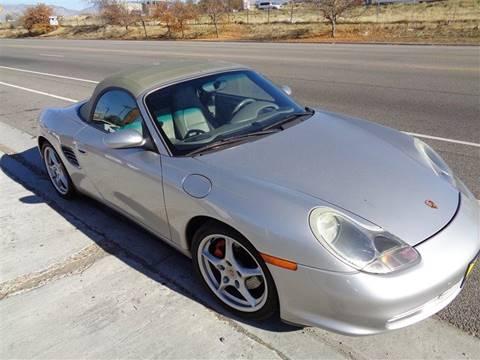 2003 Porsche Boxster for sale in Sunset, UT
