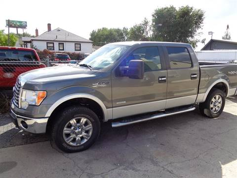 2011 Ford F-150 for sale in Sunset, UT