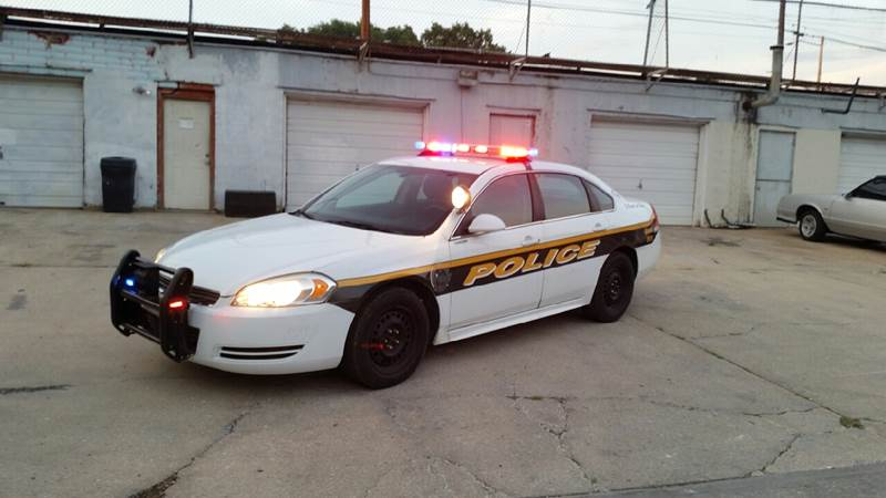 2010 Chevrolet Impala Police 4dr Sedan w/1LS - Independence MO