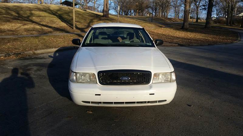 2008 Ford Crown Victoria Police Interceptor 4dr Sedan (3.27 Axle) - Independence MO