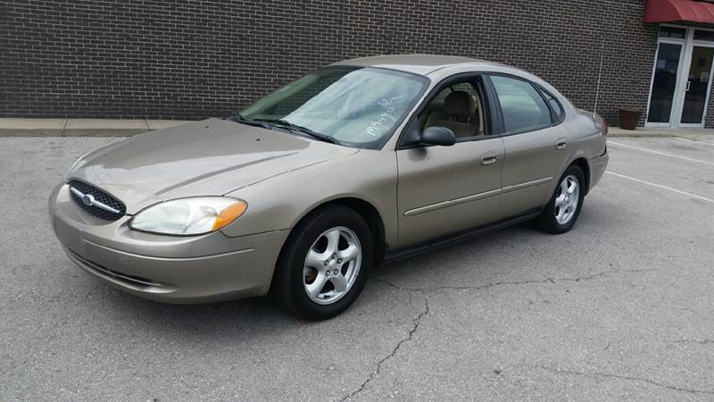 2003 Ford Taurus SES 4dr Sedan - Independence MO