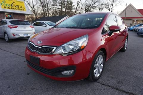 2013 Kia Rio for sale at Ecocars Inc. in Nashville TN