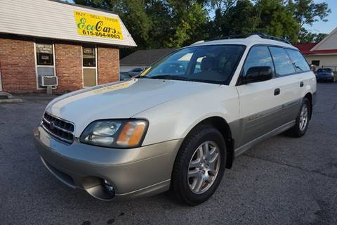 2002 Subaru Outback for sale in Nashville, TN