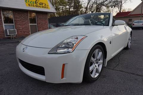 2005 Nissan 350Z for sale at Ecocars Inc. in Nashville TN