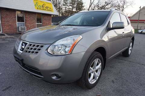 2008 Nissan Rogue for sale at Ecocars Inc. in Nashville TN