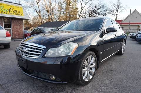 2007 Infiniti M35 for sale at Ecocars Inc. in Nashville TN