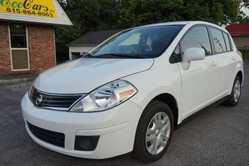 2012 Nissan Versa for sale at Ecocars Inc. in Nashville TN