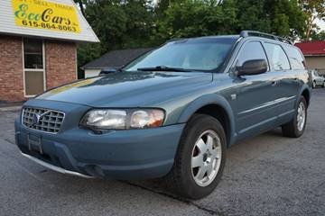 2001 Volvo V70 for sale at Ecocars Inc. in Nashville TN