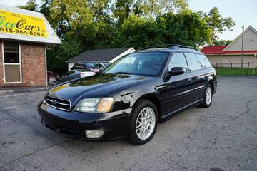 2000 Subaru Legacy for sale at Ecocars Inc. in Nashville TN