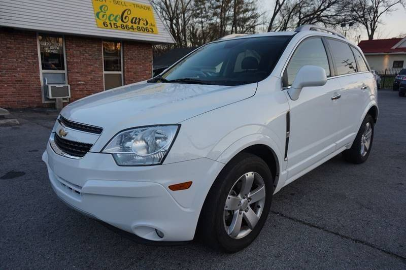 2012 Chevrolet Captiva Sport For Sale At Ecocars Inc. In Nashville TN
