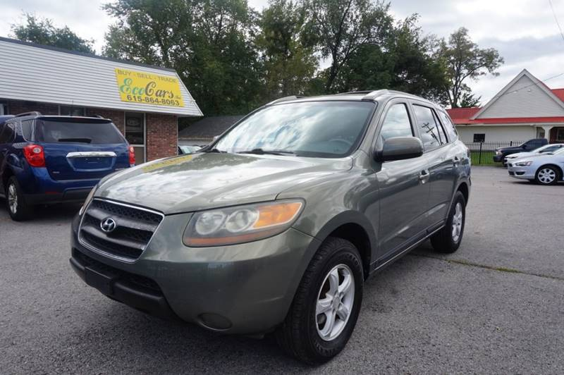 2007 Hyundai Santa Fe For Sale At Ecocars Inc. In Nashville TN