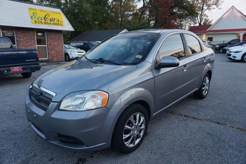 Chevrolet Aveo For Sale In Nashville Tn Ecocars Inc