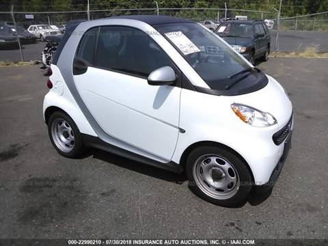 2014 Smart fortwo electric drive for sale in Nashville, TN