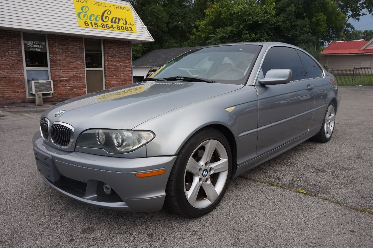 2004 Bmw 3 Series 325Ci 2dr Coupe In Nashville TN - Ecocars Inc.