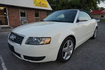 2005 Audi A4 for sale at Ecocars Inc. in Nashville TN