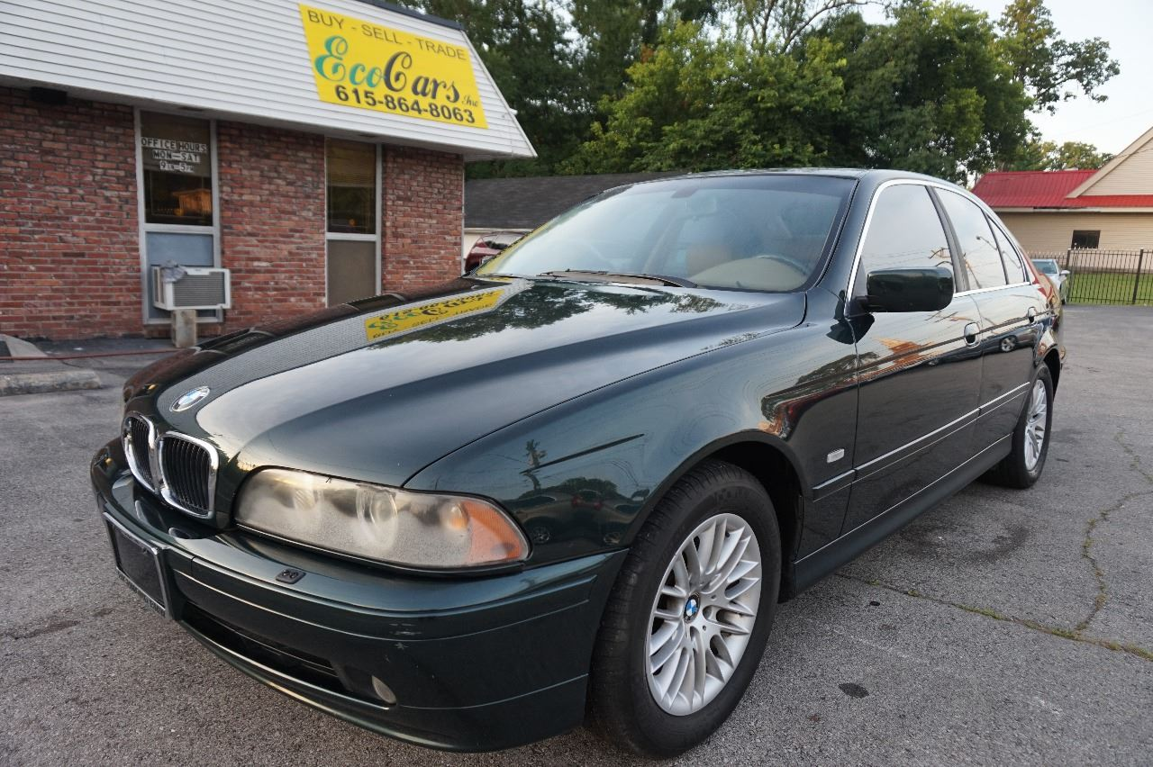 2003 BMW 5 Series for sale at Ecocars Inc. in Nashville TN