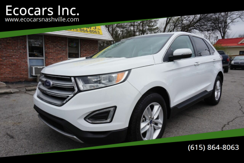 2017 Ford Edge for sale at Ecocars Inc. in Nashville TN
