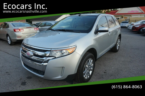 2011 Ford Edge for sale at Ecocars Inc. in Nashville TN