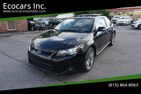 2013 Scion tC for sale at Ecocars Inc. in Nashville TN